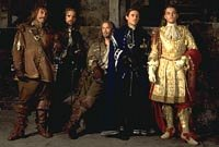 The Man In The Iron Mask - (c) 1998 MGM