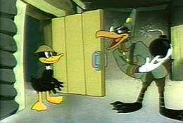 Daffy the Commando