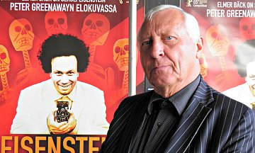 Peter Greenaway ja Eisenstein in Guanajuato