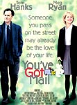You've Got Mail / Sinulle on postia - (c) 1998 Warner Bros.