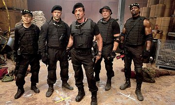 The Expendables Extended Director's Cut